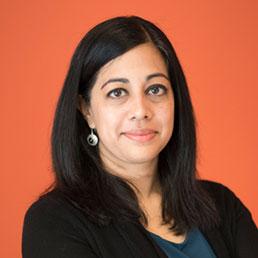 Maya Roy, PDG YWCA Canada