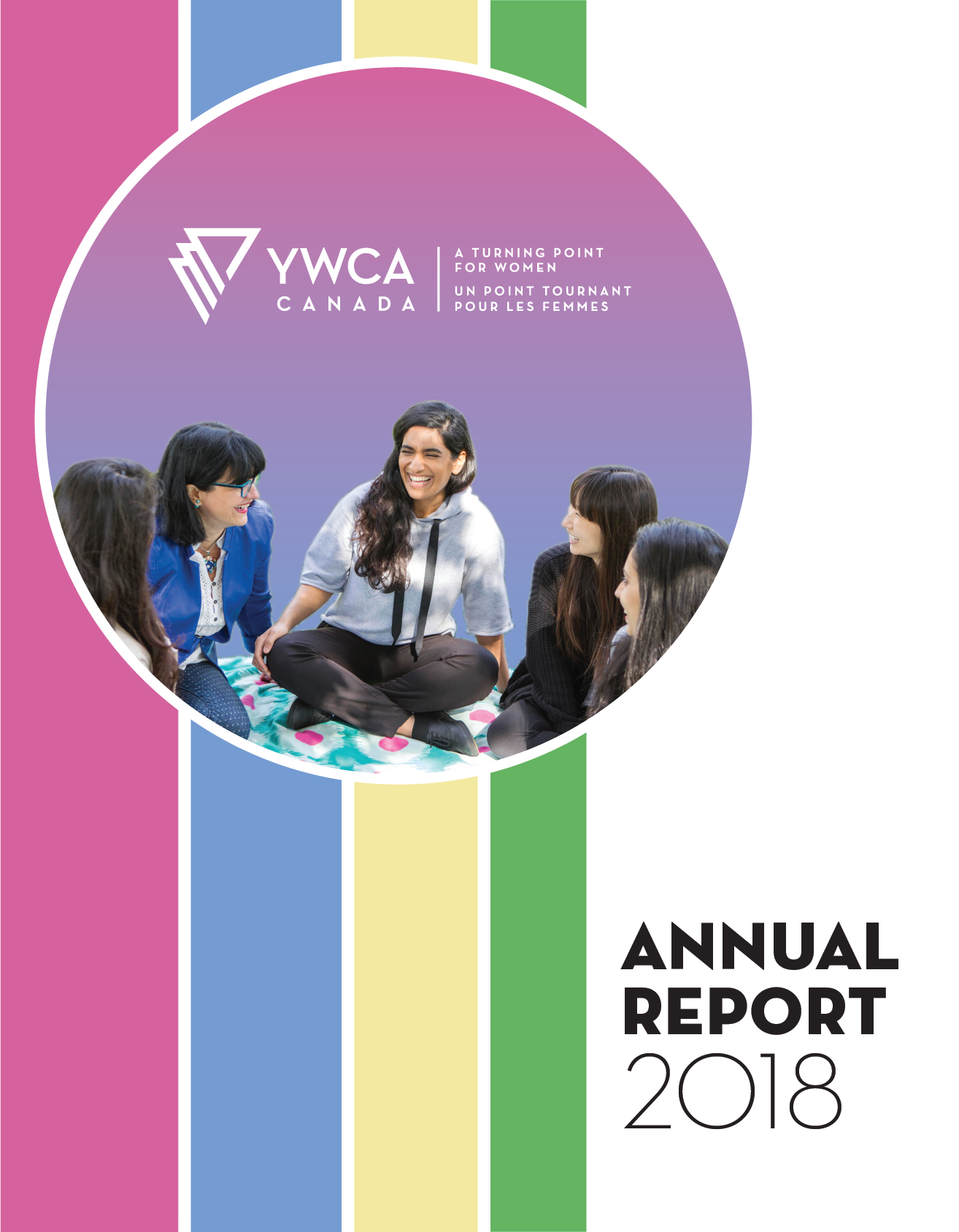 YWCA Annual Report 2018
